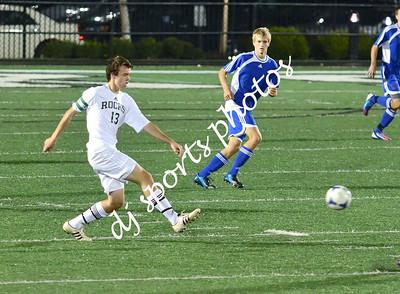 Trinity vs Covington Catholic Varsity Soccer 2012