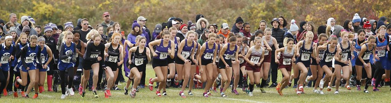 HS Sports - 2019 Cross Country Regionals Division 1