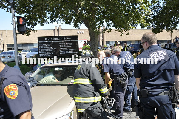 FARMINGDALE AND EAST FARMINGDALE PIN JOB CONKLIN ST 7-27-11