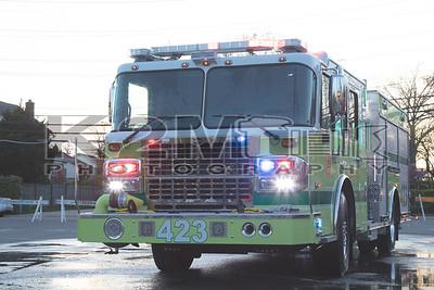 Lynbrook Engine 423 Wetdown [4-23-21]