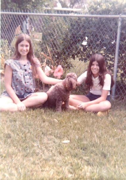 Lisa and Lynn Tallman