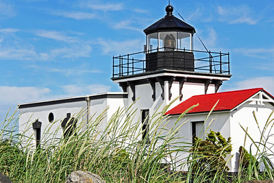 Lighthouses and Ocean