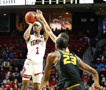 Temple Men's Basketball vs Missouri 12.7.2019