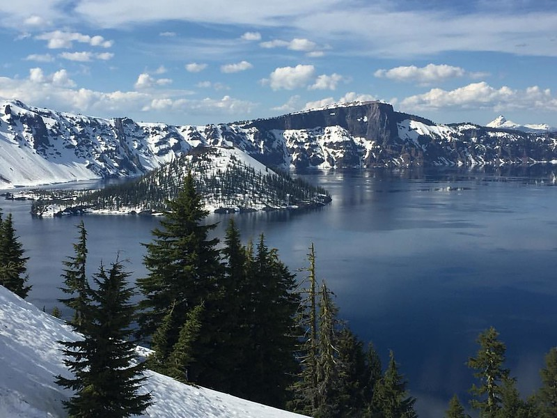 Have you visited Crater Lake National Park?