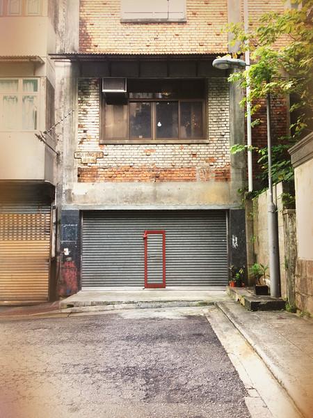 Red Door Mystery