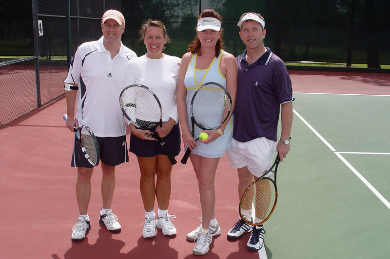 ATCC Mixed Doubles Championships 2006