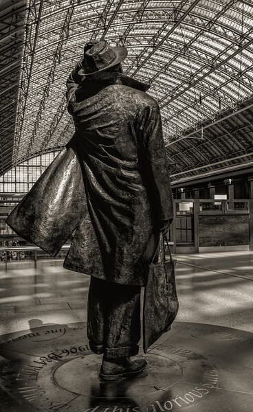 Hats off to St. Pancras