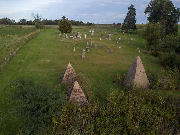 Pyramids of Avery