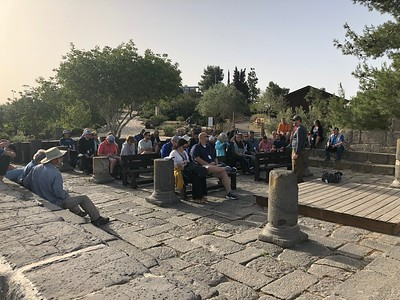 Israel Study Tour with Allen Bible Church (180490)