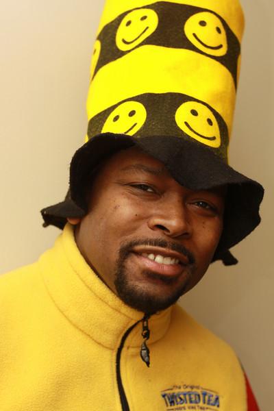 WayneMan With Yellow Hat