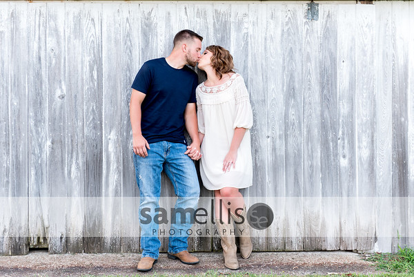 Megan and Tyler