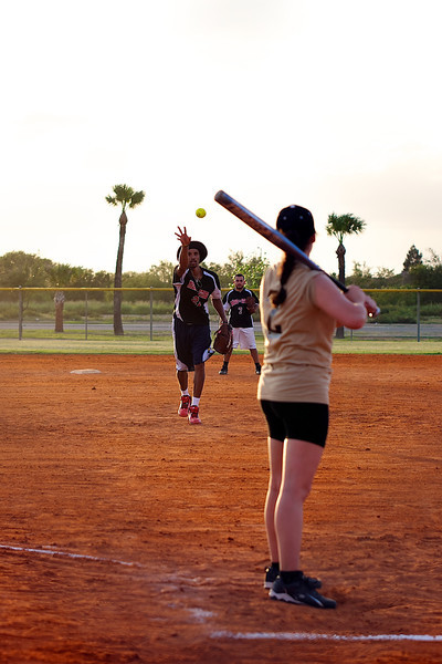 Softball Game 7-21-13
