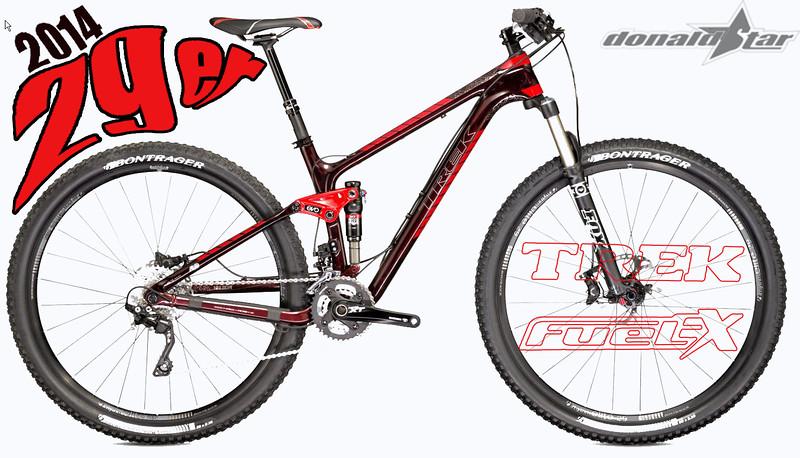 2014 Trek Fuel EX 29