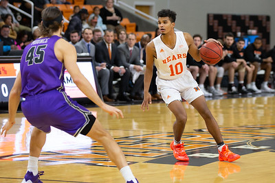 2019 Basketball Mercer vs. Furman