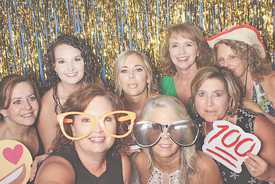 7-24-20 Atlanta Empire Mills Photo Booth - Clayton and Chelsey's Wedding - Robot Booth