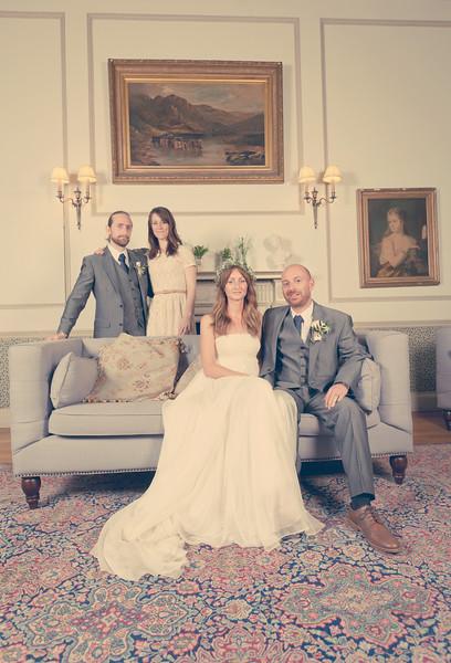 Ellie & James Vintage Wedding 1