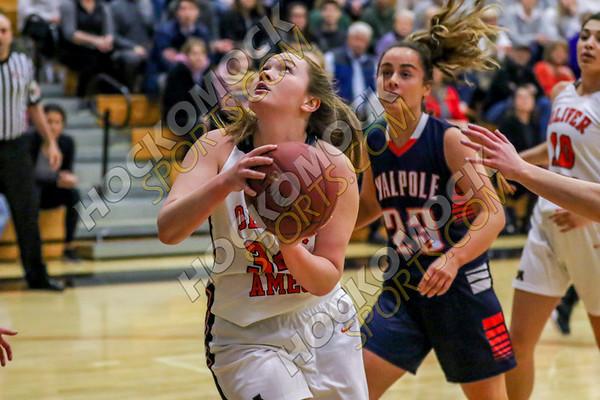 Oliver Ames-Walpole Girls Basketball - 02-26-20