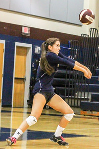 Abby Volleyball 2014