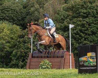 2018-08-25 Blair Horse Trials - mainly XC