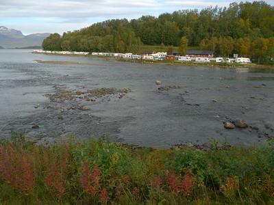13. VELO LOFOTEN/WESTERALEN Tag 6, Fr 14.9.12: Sjovegan - Narvik, 92km (+ Ruhetag)