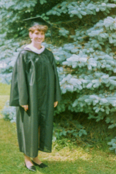 Eileen's Graduation 1993