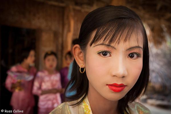 Bansi Village Novitation Ceremony