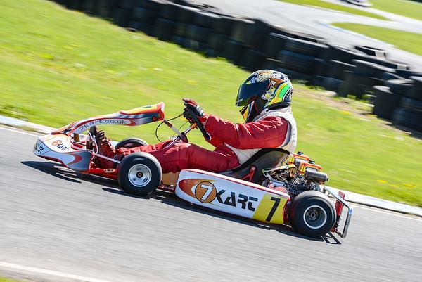 Indykart round 4 Hooton