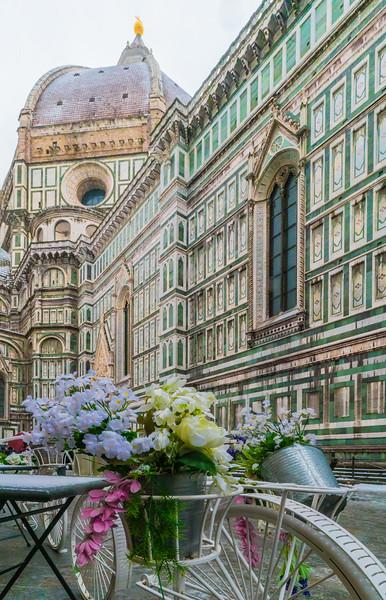 Snowfall - Florence