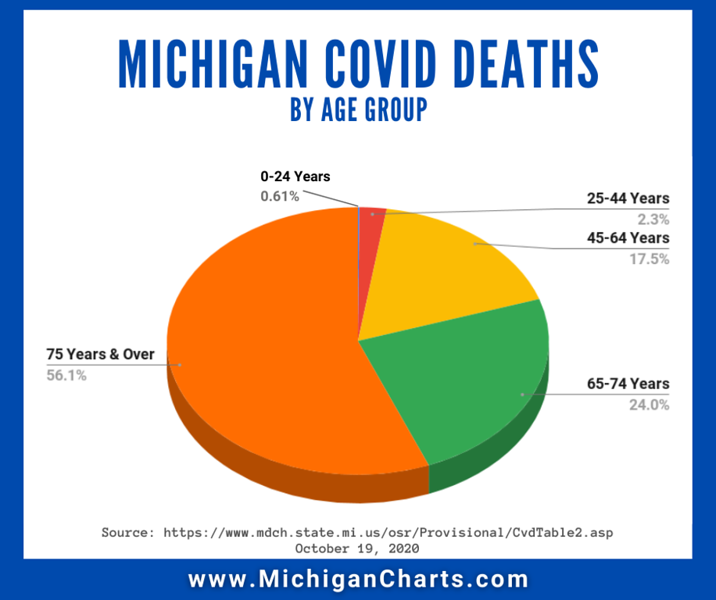 October 19 - Michigan COVID Deaths by Age Group - MichiganCharts.png