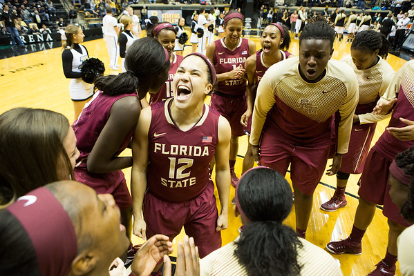 Florida State Women's Basketball at Purdue