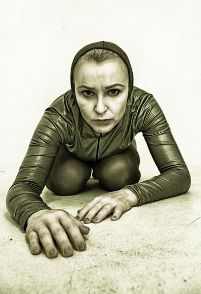 Olga Alone