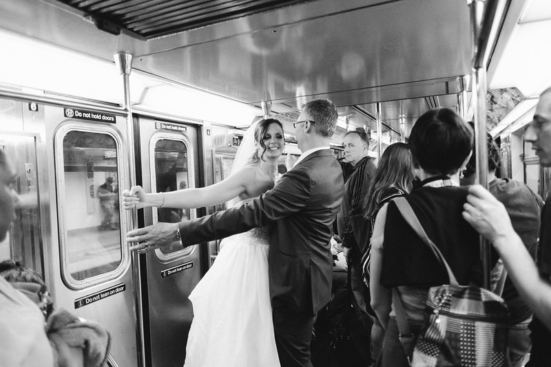 Keri & Shayne | New York City Destination Wedding
