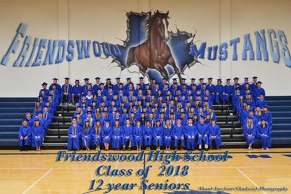 Graduating Seniors 2018