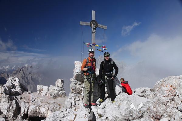 Sextener Dolomites in Summer