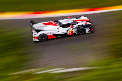 WEC - 6h of Spa 2019