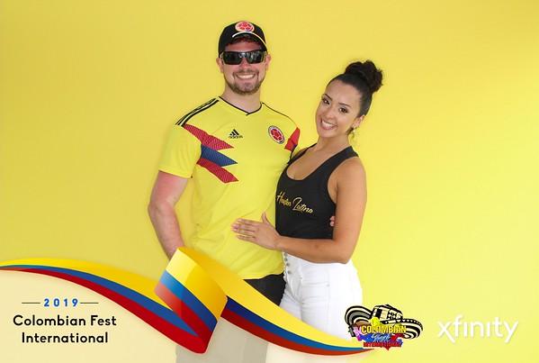 7.21.2019 - Comcast - Colombian Fest