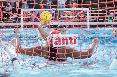 2017 Water Polo Eagle Rock vs Taft 14Feb2017