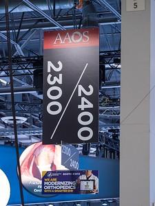Aisle Sign Banners - Exhibit Companies - E11