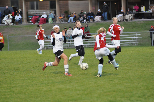 Soccer vs. Newman Catholic