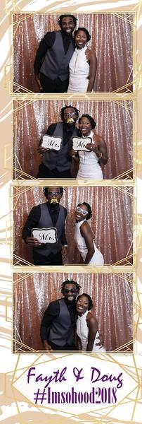 THE WEDDING OF FAYTH & DOUG