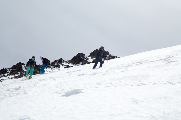 Mt Shashta via Hotlam Bolam Ridge