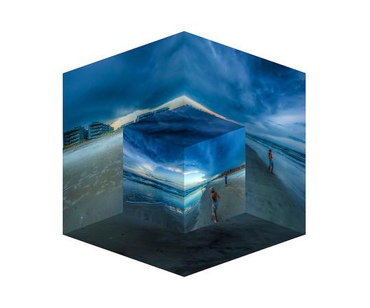 Isometric Cubes - Eternalism