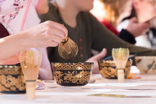 Tea Ceremony for Parents