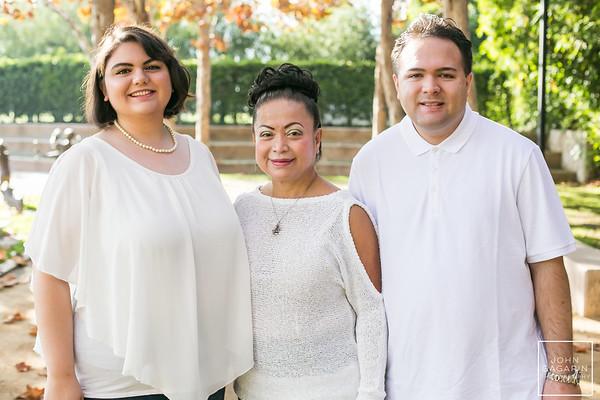 Mashburn Family Photo Session 12.2.2017
