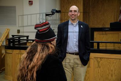20850 Community Engagement Students City of Dayton Tour 1-17-19