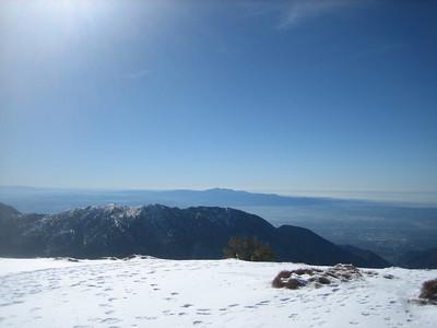 Baldy Ski Hut 1-17-15