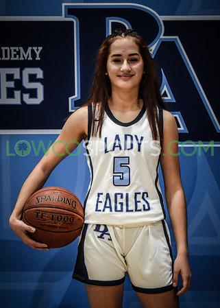 Beaufort Academy Varsity Girls Basketball 2020-21