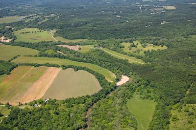 Strafford Ranch  Aerials