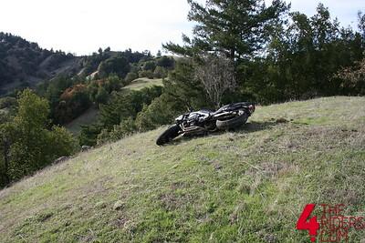 11.24.06 - Tossage on the Ridge