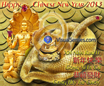 Chinese New Year 2013 Best wishes